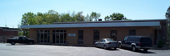 Our offices, showroom, and warehouse.