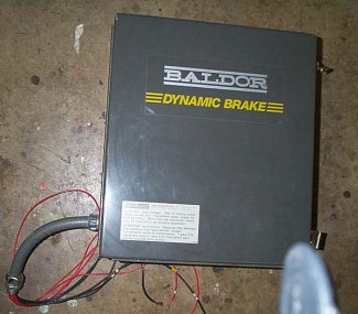 BALDOR BQ7030CC DYNAMIC ELECTRIC BRAKE