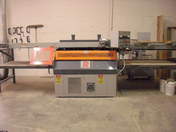 ROSENQUIST EB-500H RADIO-FREQUENCY GLUER