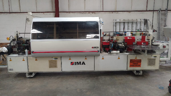 IMA ADVANTAGE 4600 MMU AUTOMATIC SINGLE-SIDED EDGE-BANDER