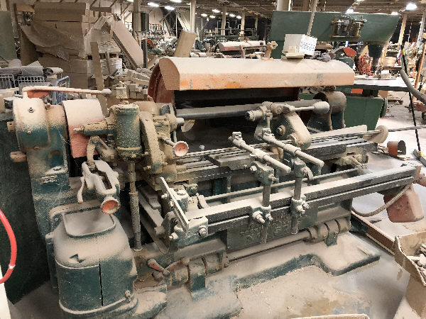 MATTISON 57F MANUAL LATHE