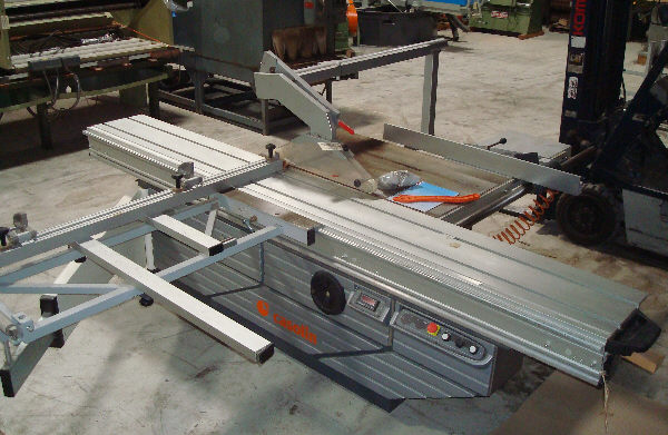 CASOLIN ASTRA-DGT 10 FT SLIDING TABLE SAW