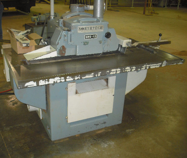 NORTHTECH SRS-12 STRAIGHT-LINE RIP-SAW