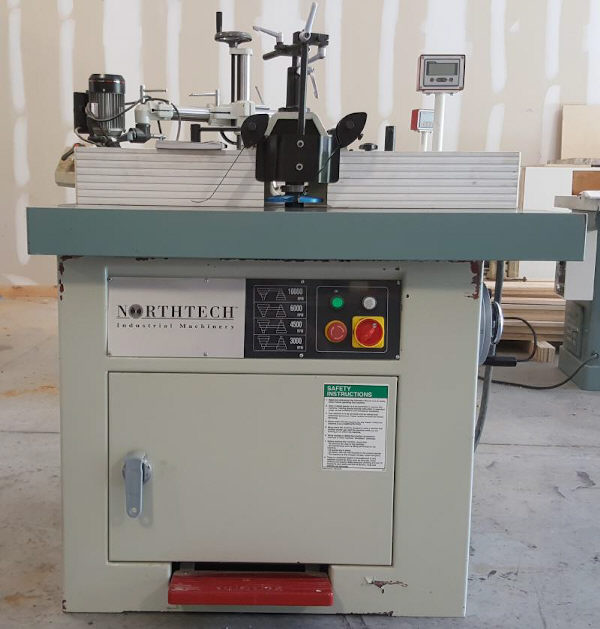 (2) NORTHTECH NT625 SHAPERS