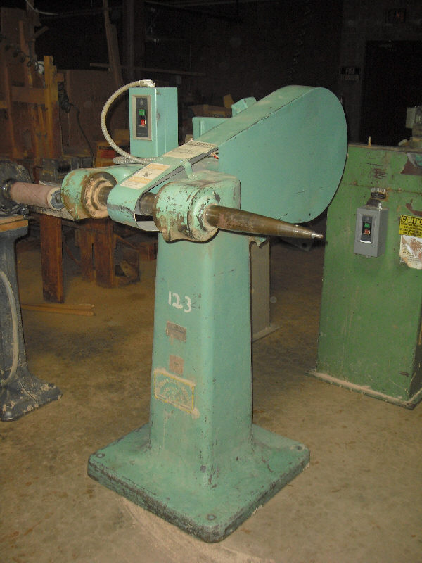 EKSTROM-CARLSON 104 SINGLE-SPINDLE CARVER
