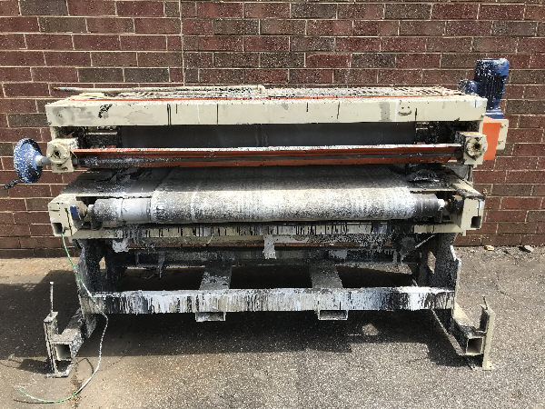 62 INCH TOP ROLL-COATER
