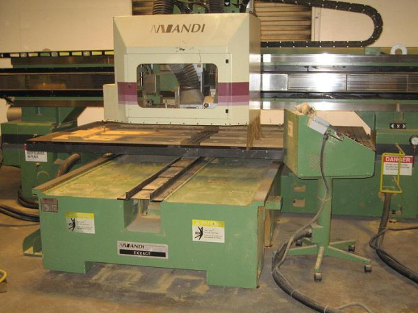 ANDI STRATUS 5FT X 10FT CNC ROUTER
