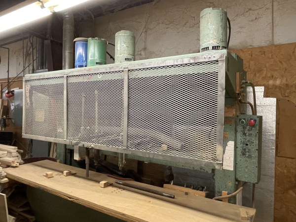CEMCO MVB-84 MULTIPLE-SPINDLE VERTICAL BORING MACHINE